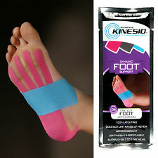 Kinesio Pre-Cut Foot Application Tape Muscle Joint Support Kinesiology FREE P&P*
