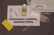 Canon QY6-0073, QY6 0073, QY60073 Printhead Cleaning Kit (Everything Incl.)9999A