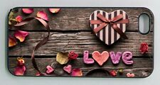 """Cover """"Love Vintage Shabby Chic"""" disponibile per iPhone 4, 4s, 5, 5s, 5c, 6"""