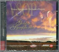 Vienna Symphonic Orchestra Project Golden Symphonic 24 Kt Bose Zounds Gold CD Ne