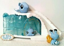 Icy Marine Life House Lot * OOAK Custom Littlest Pet Shop