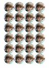 24 PERSONALISED CUSTOM ANY PHOTO EDIBLE CUPCAKE CUP CAKE IMAGE TOPPERS