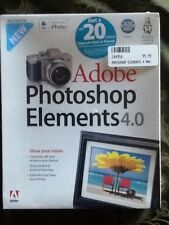 Adobe Photoshop Elements 4.0 for Mac