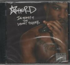 ASHER D In memory of the street fighter  CD ALBUM  NEW & STILL SEALED