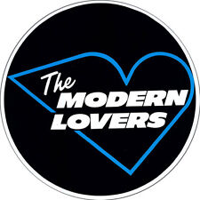 CHAPA/BADGE THE MODERN LOVERS . pin button jonathan richman velvet underground