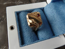 Saudi Arabia 18 k Solid gold - 750 ct Men's Snake Ring