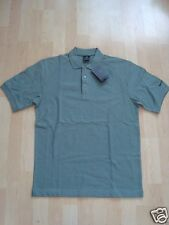 NEW w/Tag Mens NIKE GOLF Pique Polo Shirt GLAY Green S SMALL