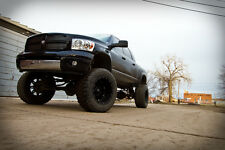 """Fuel Hostage 20"""" Offroad Black With 37x13.50R20 Toyo Tires"""