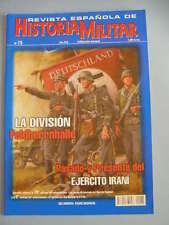 REVISTA ESPAÑOLA DE HISTORIA MILITAR. Nº 75. Septiembre 2006. QUIRON EDICIONES