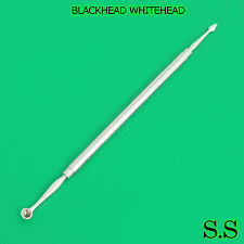 BLACKHEAD WHITEHEAD COMDONE REMOVER EXTRACTOR TOOL DOUBLE SIDED