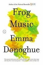 Frog Music: A Novel-ExLibrary