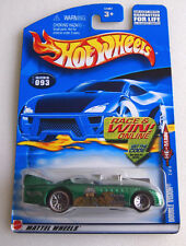 HOT WHEELS 2002 ISSUE DOUBLE VISION HE MAN MASTER OF TH EUNIVERSE 3/4 CARS