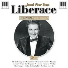 Essential Collection/Just For You - Liberace (2013, CD NEUF)3 DISC SET