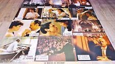 LE MAITRE DE MUSIQUE  !  jeu 12 photos cinema lobby cards