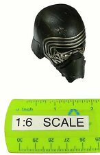 Hot Toys Star Wars Force Awakens Kylo Ren Mask 1:6th Scale Accessor
