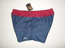 NWT Vintage 80's Nike Air Nylon Lined Running Shorts LARGE Blue Tag USA Olympic