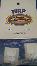 WRP A-03 Top Fuel Roll Bar 1/24 Drag Slot Car from Mid America Raceway