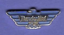 THUNDERBIRD LOGO HAT PIN LAPEL PIN TIE TAC ENAMEL BADGE #0416