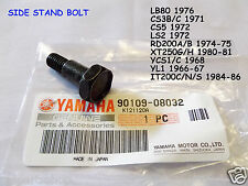 Yamaha Chappy LB80 YCS1 CS3 CS5 LS2 RD200 Side Stand Bolt NOS XT250 YL1 IT200