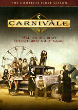 Carnivale: The Complete First Season (So DVD***NEW***