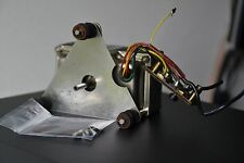 SERVICED THORENS TD124 MK2  E50 MOTOR WITHOUT PULLEY
