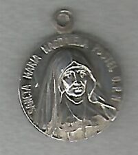 Religious Christianity Medal Maria Magdalena & Virgen Maria