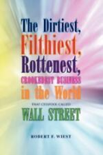 64225 : That Cesspool Called WALL STREET by Robert F. WIEST (2009, Paperback)