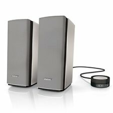 BOSE COMPANION 20 COMPUTER SPEAKER SYSTEM AS IS