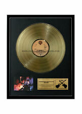 RGM1038 Prince Purple Rain Gold Disc 24K Plated LP 12""