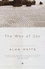 Vintage Spiritual Classics: The Way of Zen by Alan Watts (1999, Paperback)