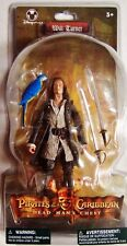 "Disney Store: Pirates Caribbean Dead Man's Chest: WILL TURNER 6.5"" Action Figure"