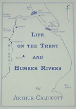 LIFE ON TRENT & HUMBER Sailor Ferrymen Boats 1930s WW2 Barges Steamers Ship Hull