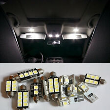 6 pcs White SMD LED Bulb Interior Light Kit Package for Hyundai IX 35