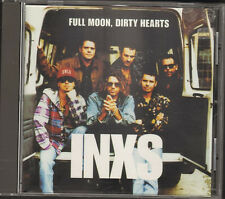 INXS Full Moon Dirty Hearts NEW CD 12 track 1993 BOOKLET 20 page