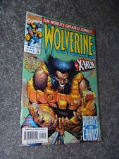 MARVEL COMICS - WOLVERINE GUEST STARRING THE X-MEN - MUTANTS IN CHAINS - 1997