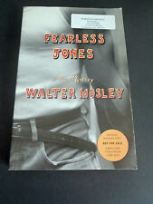Fearless Jones by Walter Mosley (ARC) Advance Readers Copy P/B