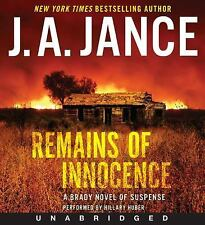Remains of Innocence by J. A. Jance (2014, CD, Unabridged) free shipping
