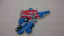 RARE VINTAGE 1985 TRANSFORMER OPTIMUS PRIME BADGE BY HASBRO  VGC