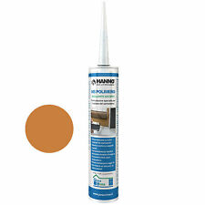 MS POLYMER HANNO 290ML GOLDEN OAK Adhesive sealant for windows and doors