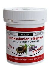 Dr. Sachers Rosskastanien + Beinwell Extrakt intensive Beinpflege 2in1