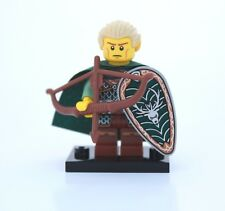 NEW LEGO MINIFIGURES SERIES 3 8803 - Elf (Elven Archer/Forestman)