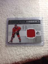 2011-12 SP Game Used Authentic Fabrics Team Canada Dan Boyle Hockey Card 99/100
