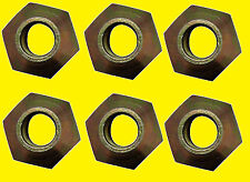 "6 - Massey Ferguson 195490M1 Wheel Lug Nuts 1/2""x20 TO20 TO30 TO35 35 135 150"