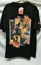 Dreamworks How to Train your Dragon t shirt size adult large NWT