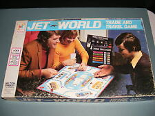 1975 Jet World Trade and Travel Game