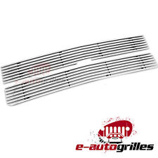 Aluminum Polished Chrome Horizontal Billet Grille for 94-98 Chevy Silverado