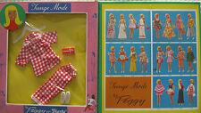 Para Peggy de Plasty 5759 de 1974 real-vintage Clone petra Peggy Doll Airfix