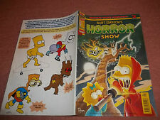 SIMPSONS COMICS***BART SIMPSON'S HORROR SHOW***HEFT***NR.1