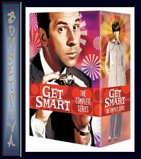 GET SMART- COMPLETE HBO SERIES - ** BRAND NEW & SEALED DVD BOXSET***