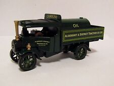 MATCHBOX YESTERYEAR FODEN STEAM LORRY ALDERSHOT & DISTRICT CAROLINE Y27 CODE 3